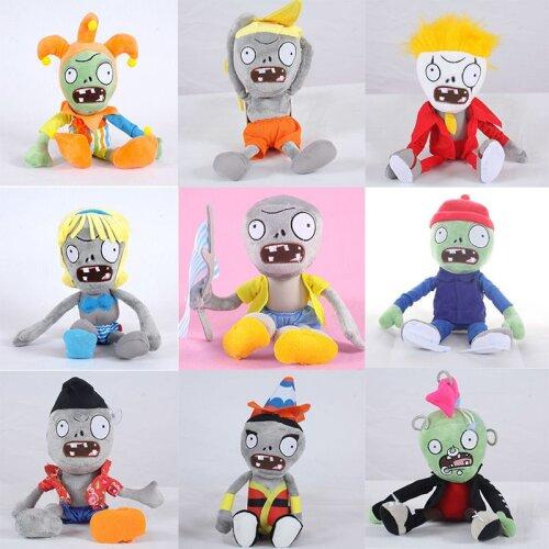 Plants vs Zombies Figures Plush Toy Stuffed Doll
