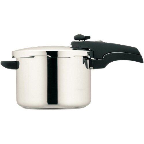 Prestige 57050 Smart Plus 6L Stainless Steel Pressure Cooker
