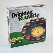 Drinking Roulette Table