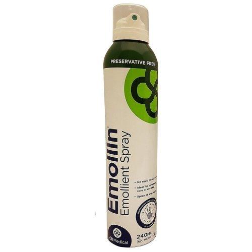 Emollin Emollient Spray 240ml