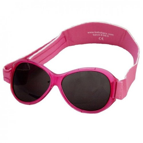 Baby Banz 0-2 Uv Sunglasses €? Retro, Pink