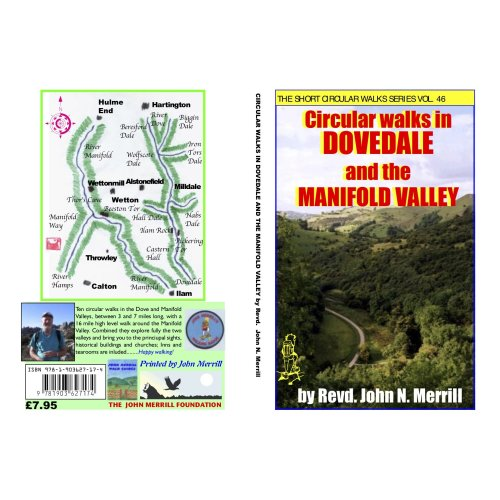 CIRCULAR WALKS IN DOVEDALE AND THE MANIFOLD VALLEY