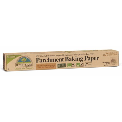 If You Care | Environmentally Friendly Parchment Baking Paper