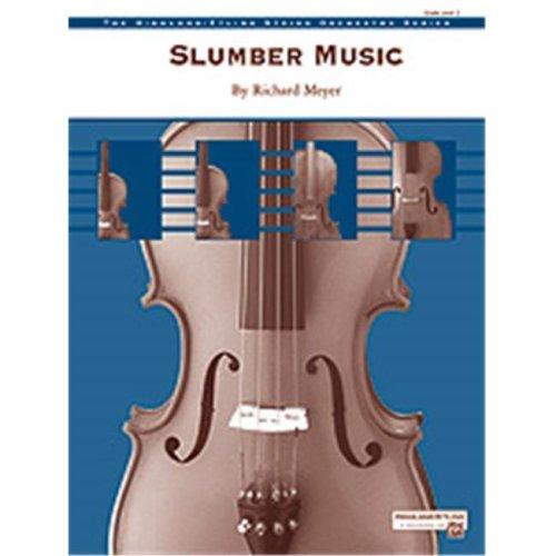 Alfred 00-4337 SLUMBER MUSIC-SO