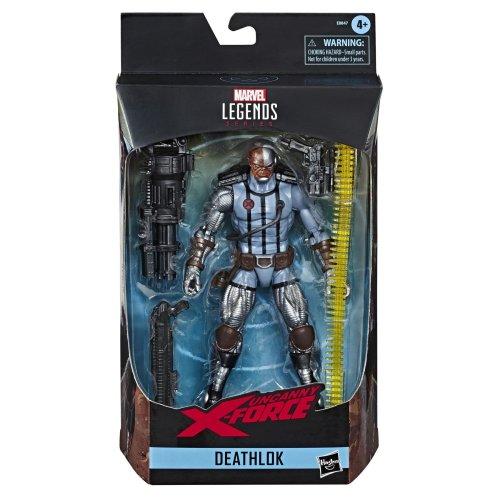 Hasbro Marvel Legends Deathlok Variant (Exclusive) 6 Inch Action Figure