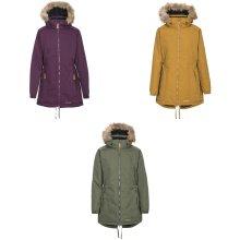 Trespass Womens/Ladies Celebrity Insulated Longer Length Parka Jacket
