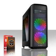 Fierce APACHE Gaming PC - 3.8GHz Quad-Core Intel Core i5 7500 with various options