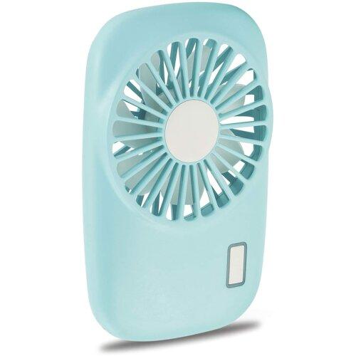 Aluan handheld fan mini fan powerful small personal portable fan speed adjustable USB rechargeable eyelash fan