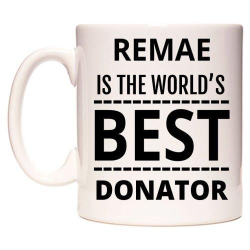 REMAE Is The World's BEST Donator Mug