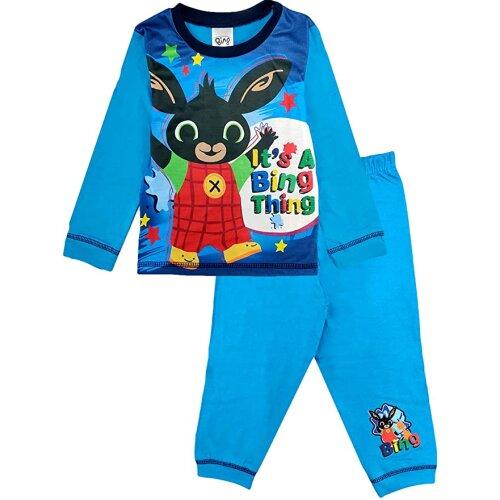 (4-5 Years) Boys Bing Pyjamas