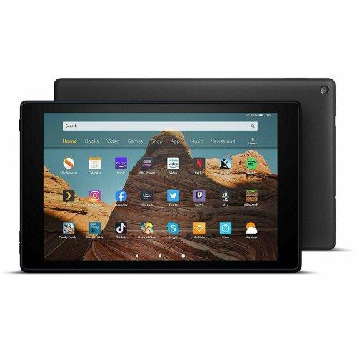 """2019 Amazon Fire HD 10 Tablet 10.1"""" 32GB Wi-Fi - Black"""